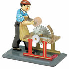 Wilesco M 73 Tin Toy Wood Cutter Live Steam Engines