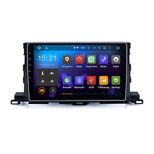 10.2'' Car Video Android 5.1 GPS Navigation 2 Din Radio for Toyota Highlander