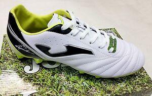 Authentic Joma Aguila 602 Blanc Terre Ferme Soccer Crampons-afficher le titre d`origine y9bYAQdU-07150715-824496065