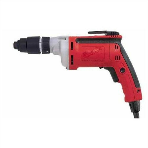 0-1200 RPM Milwaukee 6580-20 Adjustable Clutch Screwdriver