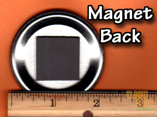 "One 2.25/"" round Palace Arcade fridge//locker magnet Stranger Things"
