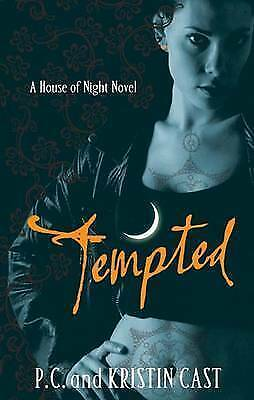 1 of 1 - TEMPTED By P.C.and Kristin Cast  A house of Night Novel