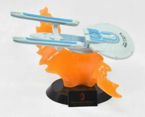 """2/"""" Ships Hamilton Gifts Applause Star Trek TOS TNG DS9 PVC 4/"""" Figurines"""