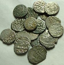 Rare genuine Islamic silver akce AKCE coin/Ottoman Empire Random choice 15 Cent.