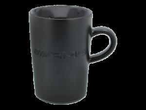 Mercedes Benz AMG Kaffeebecher schwarz matt Kahla B66958981