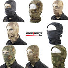 Outdoors Mask Protection Tactical Quick-drying Hood Full Face Mask Multi-Color