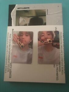 Exo Baekhyun Solo Album City Lights Day Ver Can Choose Photocard