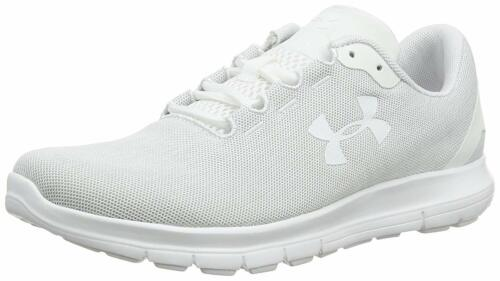 New White Under Armour UA Women/'s Remix Running Shoes