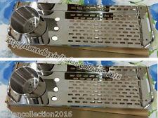 "Bathroom storage shelves 16"" - 2Pcs Rack Bathroom Stainless Steel, Paste Brush"