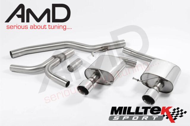 Audi S3 8V 2.0TFSI Quattro 13/> Milltek Sport Valve Sonic Delete Module Parts
