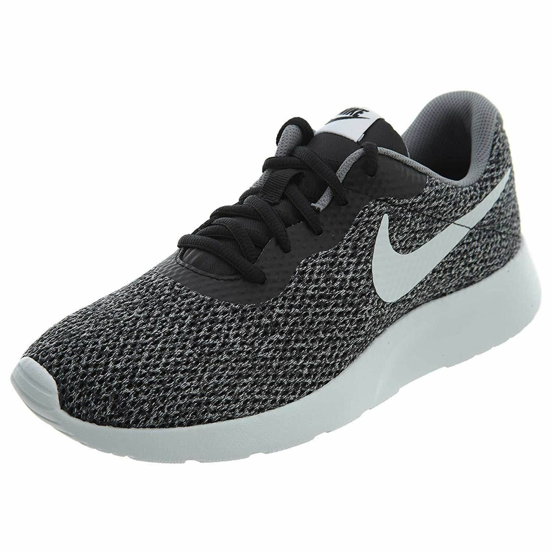 super popular 2a146 b5c21 Nike Men Athletic Sneakers shoes Tanjun SE Running Black Black Black  Platinum 844887-010 2e1ec3