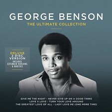 GEORGE BENSON - THE ULTIMATE COLLECTION 2 CD NEU