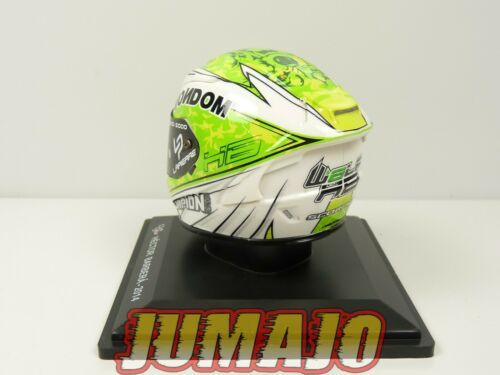 Hector BARBERA 2014 CM13 CASQUE MOTO GP 1//5