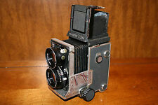 Mamiya C220 Medium Format Camera with 80mm lens