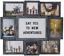 miniature 1 - 19x17inch Photos Multi Picture Frame Collage Aperture Decor Memories Home Wall