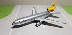 AEROCLASSICS-CONDOR-DC10-30-1-400-SCALE-DIECAST-METAL-MODEL