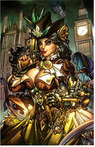 WONDERLAND SIGNATURE EDITION ART PRINT By PAOLO PANTELENA GRIMM FAIRY TALES
