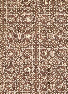 Italienisches Buntpapier Überzugspapier Buntpapier 50 x 70 cm