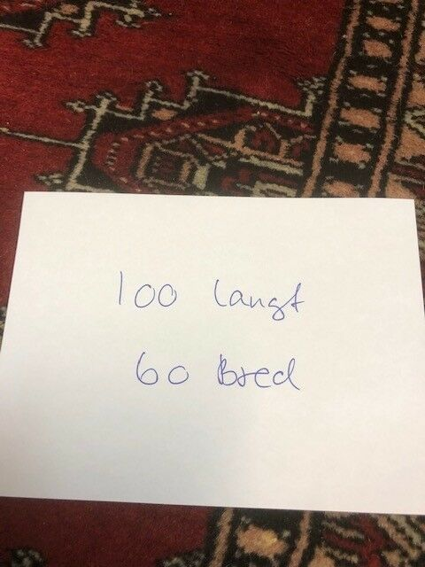 Løse tæpper, ukendt, b: 60 l: 100
