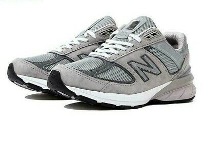New Balance De Mujer Zapatos 990v5 Nuevo Auténtico Gris W990GL5 | eBay