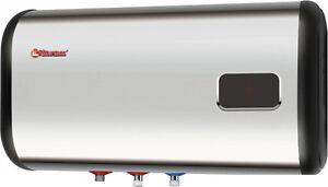 warmwasserspeicher flach 80 liter 2000 watt boiler thermex. Black Bedroom Furniture Sets. Home Design Ideas