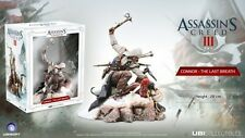 Assassins Creed III CONNOR l'ultimo respiro Figurina Nuovo di Zecca