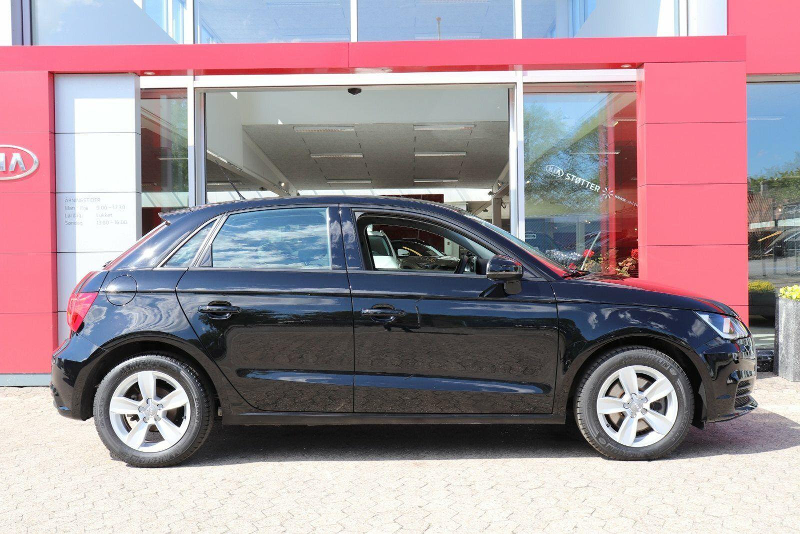 Audi A1 1,4 TFSi 125 SB S-tr. 5d - 219.900 kr.