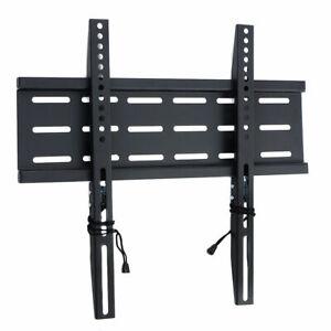 LCD-LED-Plasma-Flat-Fixed-TV-Wall-Mount-Bracket-26-32-37-40-42-46-50-55-60-Inch