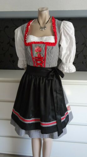 Dirndl Authentic German Bavarian Dress Blouse  Apr