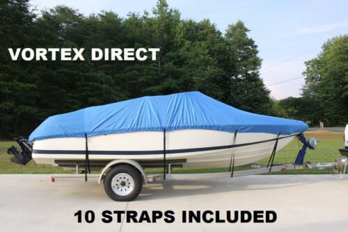 SUPPORT SYSTEM NEW VORTEX COMBO PACK HEAVY DUTY BLUE 23/' 24/' BOAT COVER