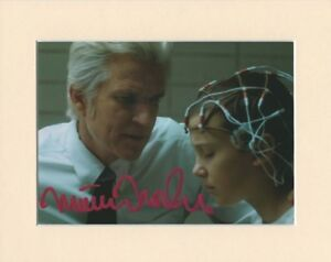 Matthew Modine Stranger Things TV Series SIGNED AUTOGRAPHED 10X8 PRE-PRINT PHOTO