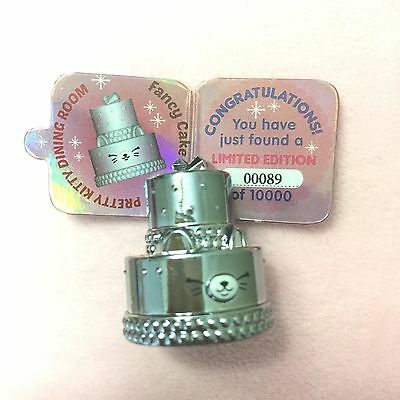 Shopkin Happy Places Limited Edition Low Number Fancy Cake Pretty Kitty Ebay