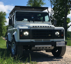 "Land Rover Defender 110 ""BRUCE"""