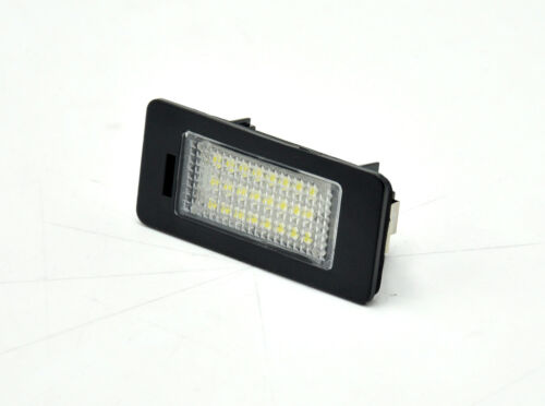 18 Smd LED Rear Number Licence Plate Units Replacement For Audi Q5 2010+