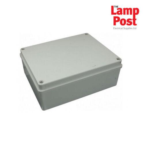 Outdoor waterproof IP56 adaptable boîte résistant aux intempéries boîtier 240 x 190 x 90mm