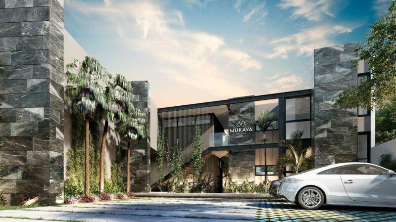 Departamento en venta en Merida, Yucatan, Mukava
