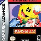 Pac-Man Classic NES Series (Nintendo Game Boy Advance, 2004)