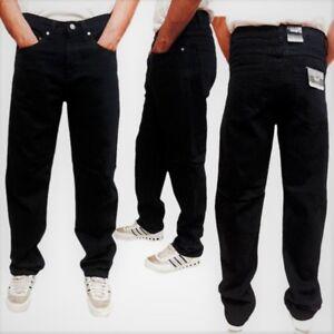 8ce8e237 New Mens Georgio Peviani G Denim True Star Black Comfort Fit Jeans ...