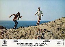 ANNIE GIRARDOT  ALAIN DELON TRAITEMENT DE CHOC 1973 PHOTO D'EXPLOITATION #9