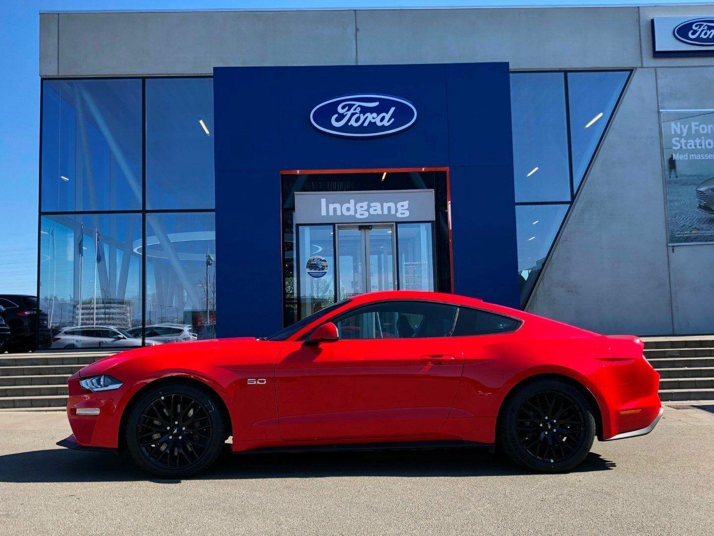 Ford Mustang 5,0 V8 GT Fastback aut. - billede 5