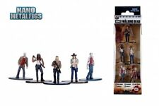 The Walking Dead Nano Metalfigs 5 Pack Die-Cast Figure Collector Set Pack A