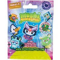 Moshi Monsters Series 5 Random Sealed Foil Blind Bag incl 2 moshlings 78014