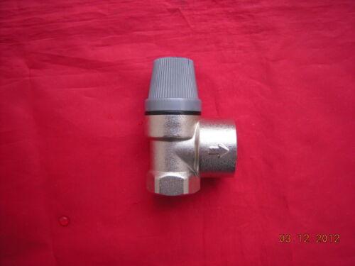 Vaillant VC thermocompact 112e 142e /& 182e limiteurs de pression soupape de sécurité 190721