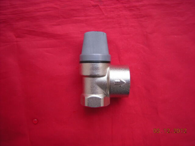 Vaillant Thermocompact VC 242E & 282E Pressure Relief Safety Valve 190721