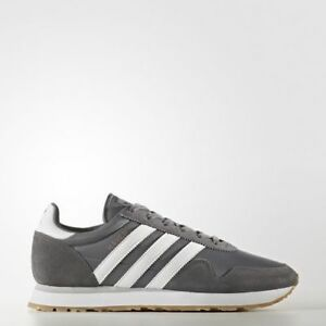 Adidas By9715 Uomini Mai Delle Scarpe Vintage Bianco Grigio Marrone