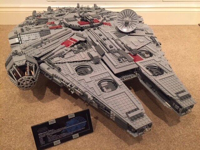 Lego Star Wars 10179 UCS Millennium Falcon