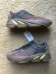 new products c0768 5ec36 Details about Adidas Yeezy 700 Mauve Size 9.5 US Mens - NEW IN BOX + FREE  SHIPPING