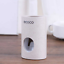Automatic Toothpaste Dispenser Squeezer Wall Mount Hands Free Squeeze Out Set