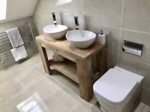 Wash Stand Vanity Unit Bathroom Basin