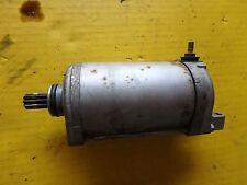 BMW F650GS Off Year 2001 F 650GS starter motor oem original